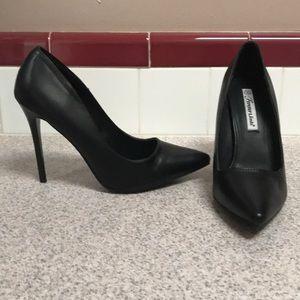 Forever Link Black high heels